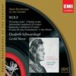 Elisabeth Schwarzkopf/Gerald Moore Wolf: Lieder