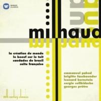 Darius Milhaud/Concerts Arts Orchestra Saudades do Brasil, Op. 67b: VI. Ipanema (Nerveux)