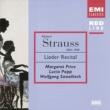 Dame Margaret Price/Wolfgang Sawallisch Richard Strauss: Lieder