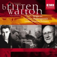 Maxim Vengerov/Mstislav Rostropovich/London Symphony Orchestra Viola Concerto: II. Vivo, con molto preciso