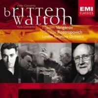 Maxim Vengerov/Mstislav Rostropovich/London Symphony Orchestra Violin Concerto Op.15: II VIvace -