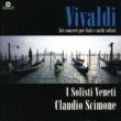 Claudio Scimone Sei Concerti per fiati e archi solisti