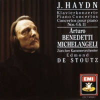 Arturo Benedetti Michelangeli Piano Concerto in D Major, Hob. XVIII:11: III. Rondo all 'Ungherese