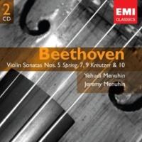 Yehudi Menuhin/Jeremy Menuhin Violin Sonata No. 7 in C minor Op. 30 No. 2: III. Scherzo & Trio (Allegro)