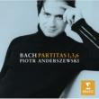 Piotr Anderszewski Bach: Partitas 1, 3 & 6