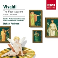 Itzhak Perlman/Israel Philharmonic Orchestra Concerto in A Major, RV. 347: I - Allegro