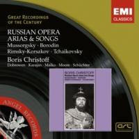 Boris Christoff/Issay Dobroven/Philharmonia Orchestra Boris Godunov (2007 Remastered Version): Boris's Farewell & Prayer (Act 4): Farewell, my son, I am dying