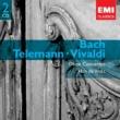 Han de Vries Telemann, Bach & Vivaldi: Oboe Concertos