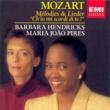 Barbara Hendricks Mozart: Lieder