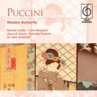 Renata Scotto/Carlo Bergonzi/Piero de Palma/Orchestra del Teatro dell'Opera, Roma/Sir John Barbirolli Madama Butterfly (1986 Remastered Version), Act I: Vieni, amor mio! (Pinkerton/Butterfly/Goro)