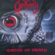 Obituary Cause of Death (Reissue)