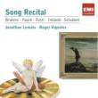 Jonathan Lemalu Jonathan Lemalu: Song recital