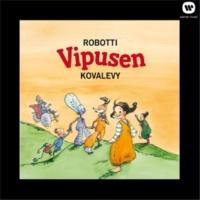 Tuure Kilpeläinen ja Oulunkylän ala-asteen 3. musiikkiluokka Muumiomummi
