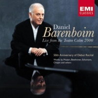 Daniel Barenboim Keyboard Sonata in D Minor, Kk. 9