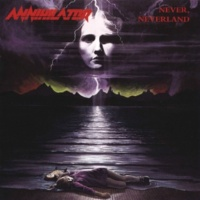 Annihilator I Am In Command (98 Reissue)