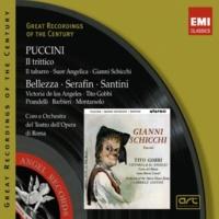 """Gabriele Santini/Orchestra del Teatro dell'Opera, Roma/Anna Maria Canali/Carlo del Monte Gianni Schicchi: """"Se tutto andrà come si spera"""" (Zita, Rinuccio)"""
