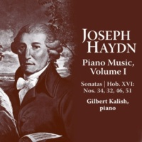 Gilbert Kalish Sonata in D, Hob. XVI:51