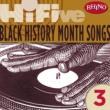 Various Artists Rhino Hi-Five: Black History Months Songs 3