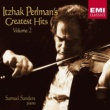 Itzhak Perlman Itzhak Perlman's Greatest Hits: Volume II