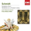 Franz Welser-Möst Schmidt: Symphony No.4 / Variations on a Hussar's Song
