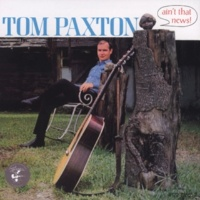 Tom Paxton Bottle Of Wine