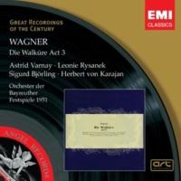 Sigurd Björling/Festspiel-Orchester Bayreuth /Herbert von Karajan Die Walküre (2007 Remastered Version), Act III, Dritte Szene: Loge, hör! Lausche hieher! (Wotan)
