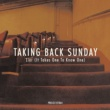 Taking Back Sunday Liar [It Takes One To Know One] (U.K. 2-Track CD)