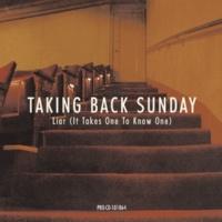 Taking Back Sunday Twenty-Twenty Surgery [Live Version]