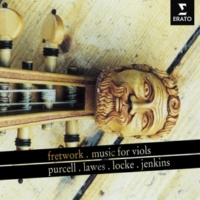 Fretwork/Paul Nicholson Suite No. 4 for 3 Viols and Continuo in C Major: II. Ayre