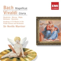 Academy of St Martin-in-the-Fields Chorus/Laszlo Heltay/Sir Neville Marriner Magnificat in D, BWV 243: XI. Sicut locutus est