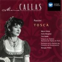 """Maria Callas/Georges Prêtre/Orchestre de la Société des Concerts du Conservatoire Tosca, Act 2 Scene 5: """"Vissi d'arte, vissi d'amore"""" (Tosca, Scarpia, Spoletta)"""