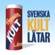 Various Artists Svenska kultlåtar