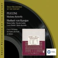 "Nicolai Gedda/Mario Borriello/Orchestra del Teatro alla Scala, Milano/Herbert von Karajan Madama Butterfly, Act 2 Scene 2: ""Addio, fiorito asil"" (Pinkerton, Sharpless)"