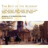 Academy of St Martin-in-the-Fields/Ian Watson/Sir Neville Marriner Berenice, HWV 38: Overture, 2. Andante (Larghetto)