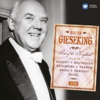 "Walter Gieseking Piano Sonata No. 14 in C-Sharp Minor, Op. 27 No. 2, ""Moonlight"": III. Presto agitato"