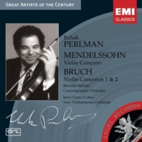 Itzhak Perlman/Bernard Haitink/Royal Concertgebouw Orchestra Concerto for Violin and Orchestra in E minor Op. 64 (2006 Remastered Version): III. Allegretto non troppo - Allegro molto vivace