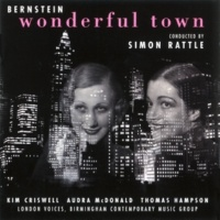 Sir Simon Rattle Wonderful Town, Act 1: No. 1, Overture