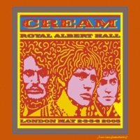 Cream Deserted Cities Of The Heart (Live)