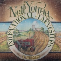 Neil Young International Harvesters Grey Riders