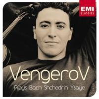 Maxim Vengerov Sonates pour Violon Seul Op.27 : Sonate No.4: Allemanda - Lento maestoso