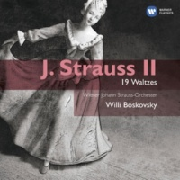 Willi Boskovsky/Wiener Johann Strauss-Orchester Morgenblätter, Op.279 'Morning papers'