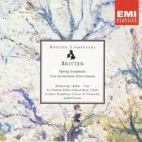 Sheila Armstrong/Dame Janet Baker/Robert Tear/André Previn A Spring Symphony Op. 44: The Morning Star (J Milton)