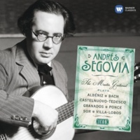 Andrés Segovia/The London Orchestra/Alec Sherman Guitar Concerto No. 1 in D Major, Op. 99: I. Allegro giusto
