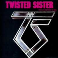 Twisted Sister We're Gonna Make It