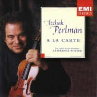 Itzhak Perlman/Abbey Road Ensemble/Lawrence Foster/Kenneth Sillito Zigeunerweisen, Op. 20