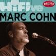 Marc Cohn Rhino Hi-Five: Marc Cohn