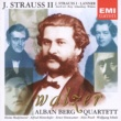 Alban Berg Quartett/Wolfgang Schulz/Ernst Ottensamer/Alois Posch/Heinz Medjimorec/Alfred Mitterhofer J. Strauss II: Waltzes
