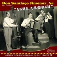 Don Santiago Jimenez, Sr. Que Puntada