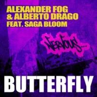 Alexander Fog & Alberto Drago Butterfly feat. Saga Bloom (Original Mix)