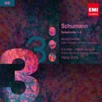 Truls Mørk/Kölner Rundfunk-Sinfonie-Orchester/Hans Vonk Cellokonzert a-moll op.129 (1850): III. Sehr lebhaft (Cadenza) - Tempo I - Schneller